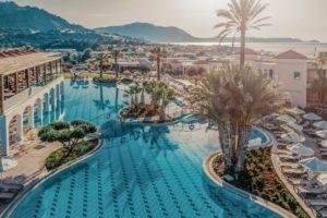 Lindos Imperial Resort & Spa 5* - Rhodos