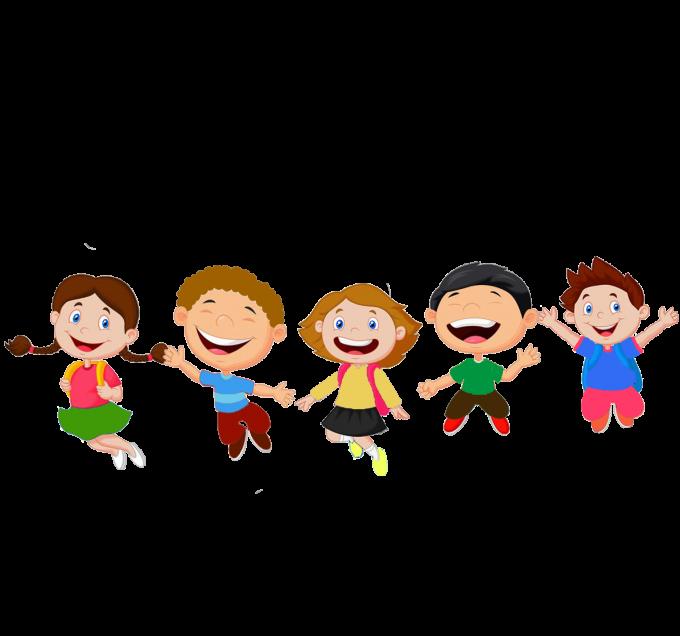 —Pngtree—cartoon children holding_240589